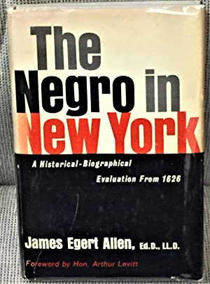 The Negro in New York