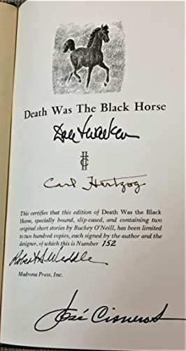 Death was the Black Horse