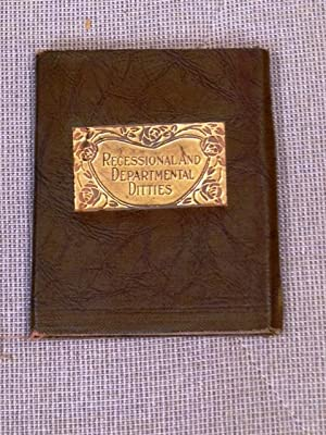 The Recessional and Departmental Ditties: Rudyard Kipling