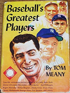 Baseball's Greatest Players , with a Foreword By Ford C. Frick