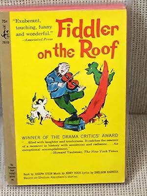 Fiddler On The Roof: Joseph Stein