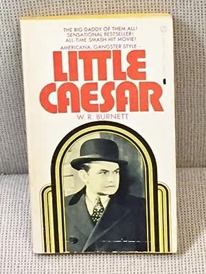 Little Caesar: W.R. Burnett