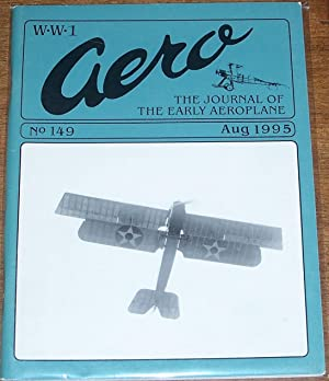 WWI Aero the Journal of the Early: Leonard E. Opdycke