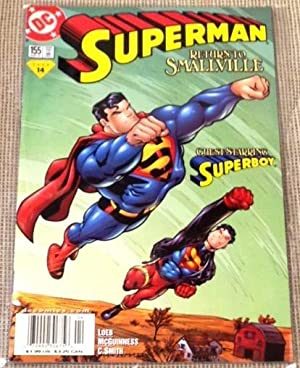 Superman, Return to Smallville, 155: Loeb, McGuinness, Smith