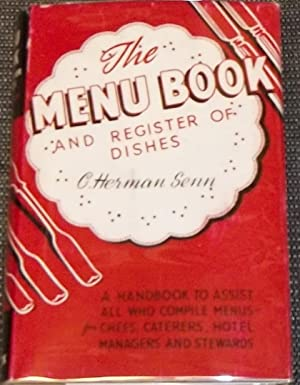 The Menu Book, a Menu Compiler and Register of Dishes