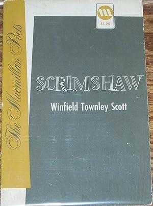 Scrimshaw: Winfield Townley Scott