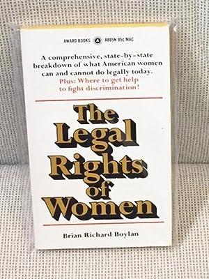 The Legal Rights of Women: Brian Richard Boylan
