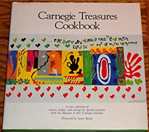 Carnegie Treasures Cookbook