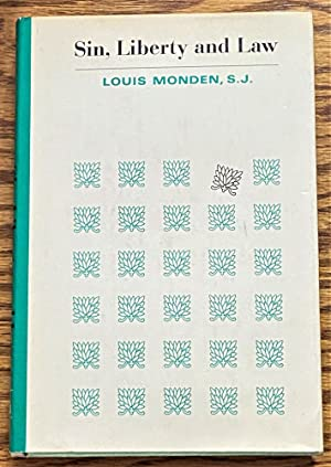 Sin, Liberty and Law: Louis Monden, S.J.