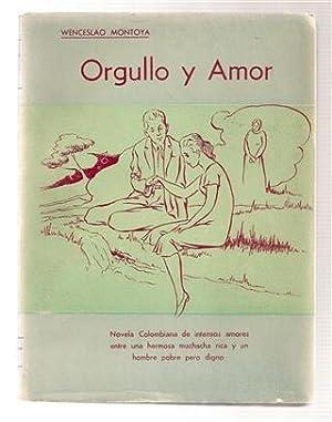 ORGULLO Y AMOR: Wenceslao Montoya