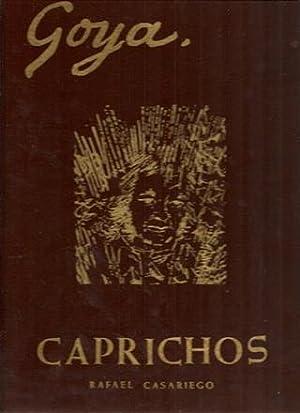LOS CAPRICHOS POR FRANCISCO GOYA LUCIENTES - Colección de ochenta y cuatro estampas en las ...
