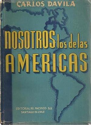 NOSOTROS LOS DE LAS AMERICAS: DÁVILA, Carlos