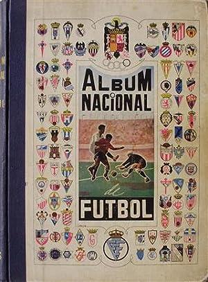 ALBUM NACIONAL DE FÚTBOL