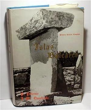 ISLAS BALEARES: PIFERRER, Pablo - QUADRADO, Jose Mª