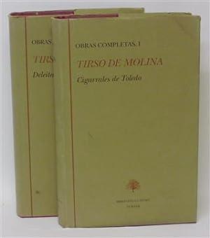 OBRAS COMPLETAS - Volúmenes I y II: MOLINA, Tirso de