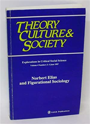 THEORY CULTURE & SOCIETY - NORBERT ELIAS AND FIGURATIONAL SOCIOLOGY