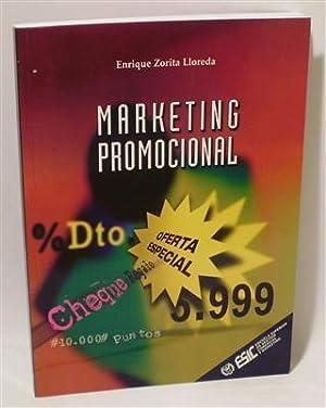 MARKETING PROMOCIONAL: ZORITA LLOREDA, Enrique