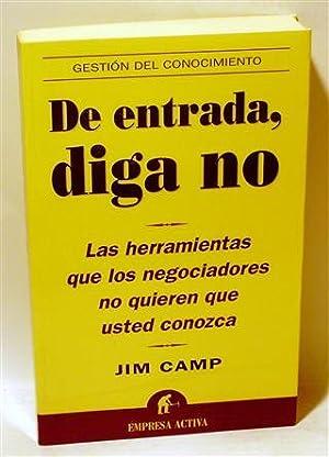 DE ENTRADA, DIGA NO: CAMP, Jim