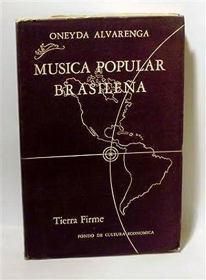 MÚSICA POPULAR BRASILEÑA: ALVARENGA, Oneyda