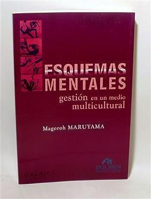 ESQUEMAS MENTALES: MARUYAMA, Magoroh