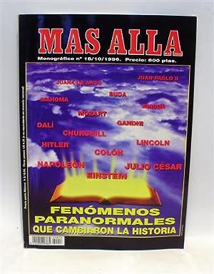MÁS ALLÁ MONOGRÁFICO - Nº 18/10/1996: CAMPOY, Jose Antonio