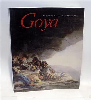 GOYA - EL CAPRICHO Y LA INVENCIÓN: WILSON-BAREAU, Juliet -