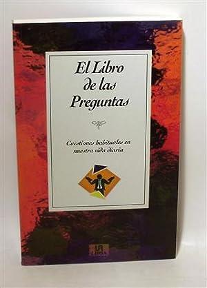 EL LIBRO DE LAS PREGUNTAS: PAOLIELLO, C.