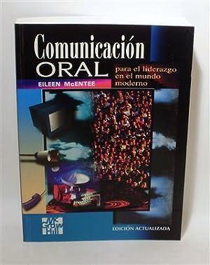 COMUNICACIÓN ORAL: MCENTEE, Eileen