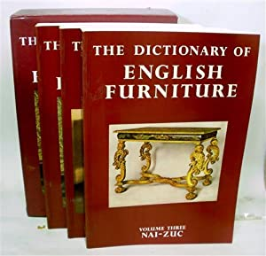 THE DICTIONARY OF ENGLISH FURNITURE - Obra: EDWARDS, Ralph