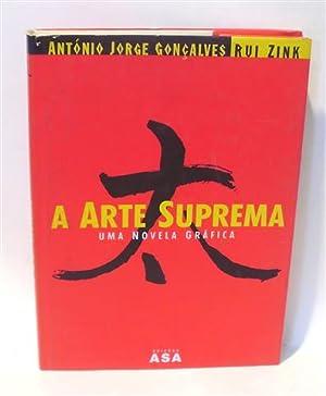 ARTE SUPREMA: GONÇALVES, Antonio Jorge - ZINK, Rui