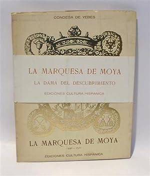 LA MARQUESA DE MOYA - La Dama: CONDESA DE YEBES