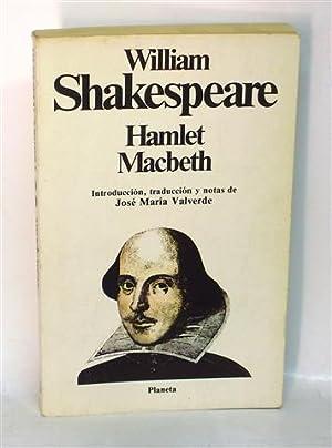 HAMLET - MACBETH: SHAKESPEARE, William