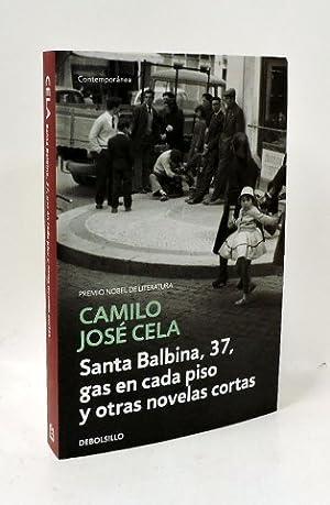 SANTA BALBINA, 37 GAS EN CADA PISO: CELA, Camilo José