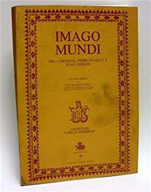 IMAGO MUNDI - Cardenal Pedro DÀilly y Juan Gerson