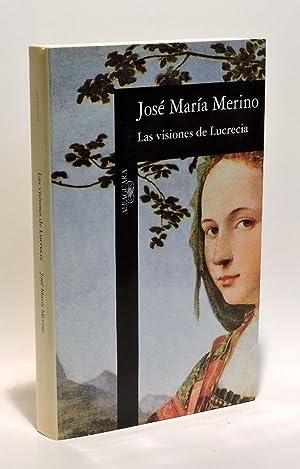 Las visiones de Lucrecia (Spanish Edition)