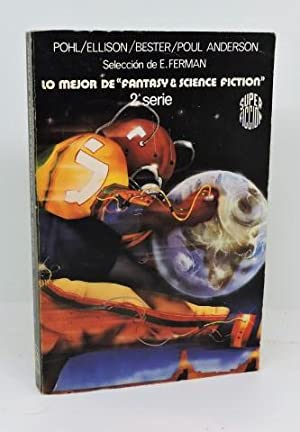 LO MEJOR DE FANTASY & SCIENCE FICTION - 2a. Serie