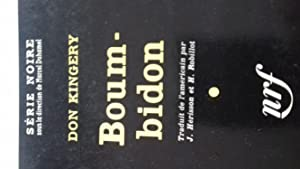 Boum-Bidon.: don kingery