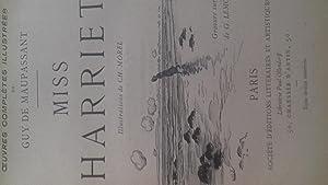 Miss harriet: maupassant