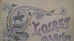 Loiret album (phogravures cartes postales): collectif