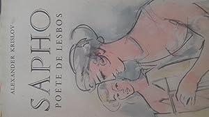 Sapho, poète de LEsbos: alexander krislov