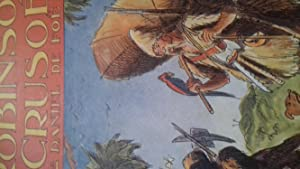 Aventures de Robinson Crusoé. Adaptation de Marguerite: daniel de foe