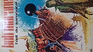 L'oeil du samourai.: henri vernes