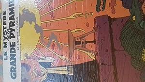 Les aventures de Blake et Mortimer ; LE MYSTERE DE LA GRANDE PYRAMIDE ; Tome 1: Le papyrus de ...