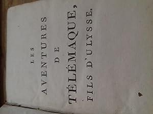 les aventures de télémaque fils d'ulysse: fenelon