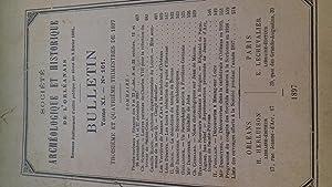 bulletin 161: société archéologique et historique de l'orléanais