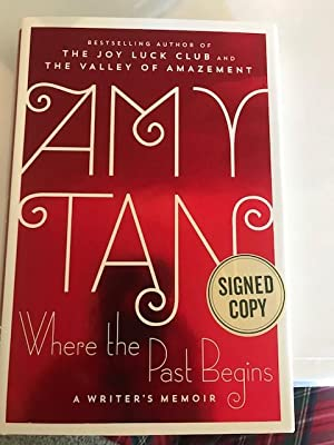 Where the Past Begins: A Writer's Memoir - Signed first edition