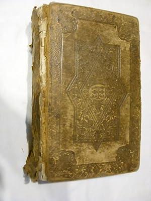 Biblia Hebraica. Secundum ultimam Editionem Jos. Athiae,: Hooght, Everardus van