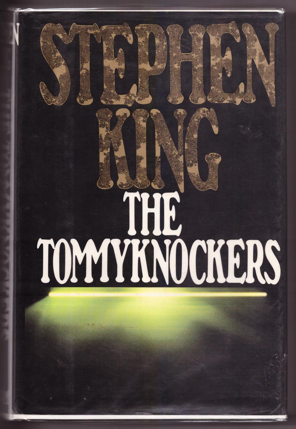 The Tommyknockers Stephen King Very Good Hardcover