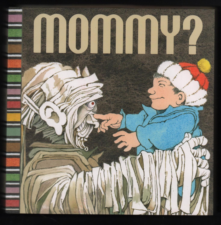 maurice sendak  Mommy? [Pop-up book] by Maurice Sendak; Arthur Yorinks; Matthew ...