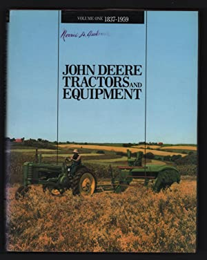 John Deere Tractors and Equipment: Volume One: Don Macmillan; Russell